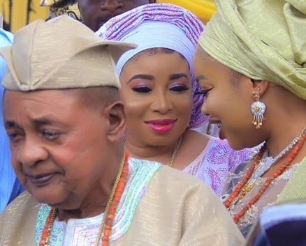 alafin oyo only marries virgins