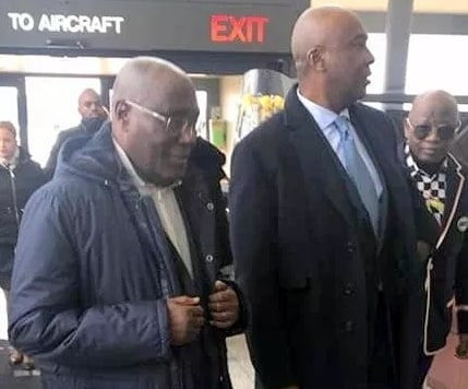 atiku arrested us
