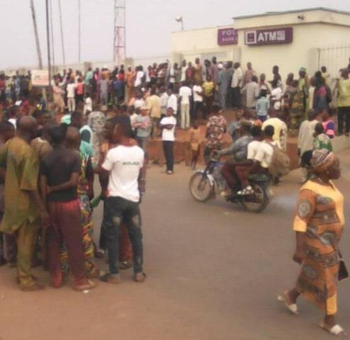 bank robbery osun state