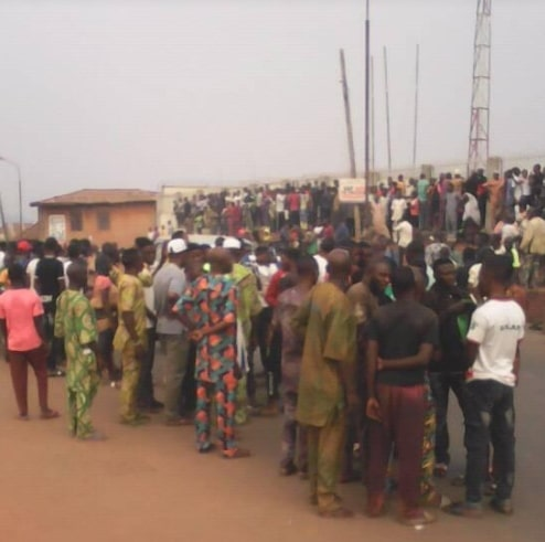 bank robbery osun today