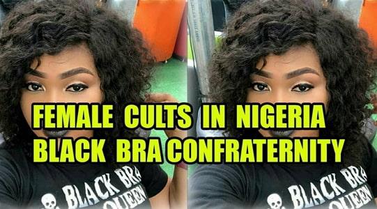 black bra confraternity nigeria