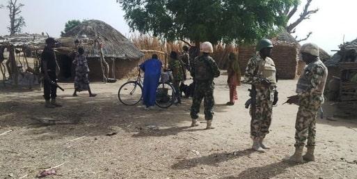 9 soldiers killed bandit zamfara