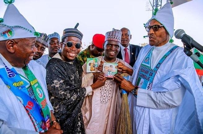 buhari campaign kano