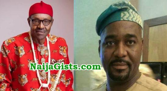 buhari guarantee igbo presidency 2023