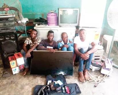church robbers ogun state