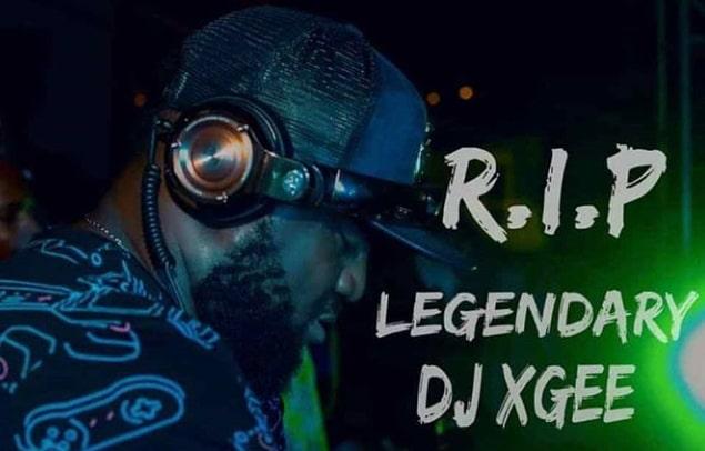dj xgee dead