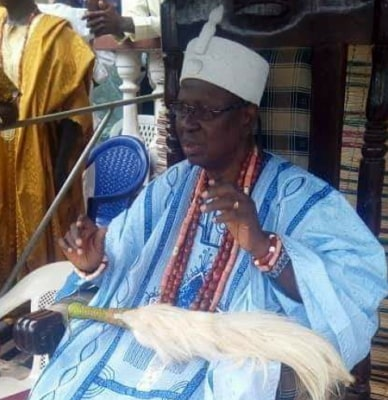 ekiti king dies heart attack