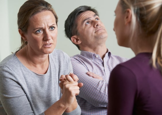 family problems causes and solutions