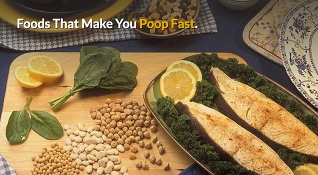 foods that make you toilet with ease