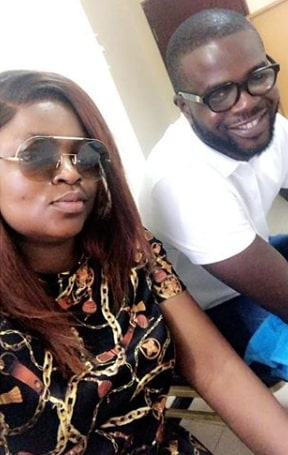 funke akindele after baby birth