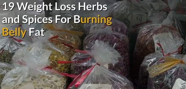 herbs for burning fat cells