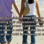 How High Expectations Ruin Relationships
