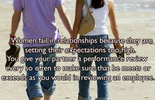 how expectations ruin relationships