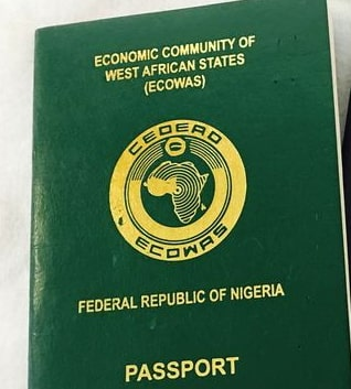 how to apply for nigerian passport canada