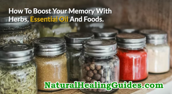 how to boost your memory brain power naturally