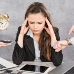 how to cope under pressure at work