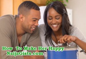 How To Make Your Nigerian Woman, African Girlfriend Happy In A Relationship: 6 Power Steps