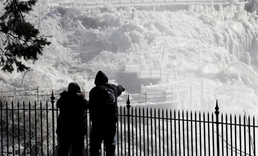 hypothermia death toll usa