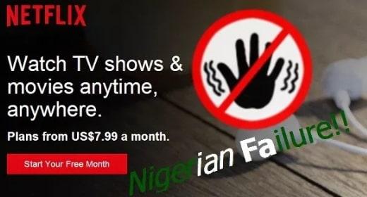 internet hinders netflix nigeria