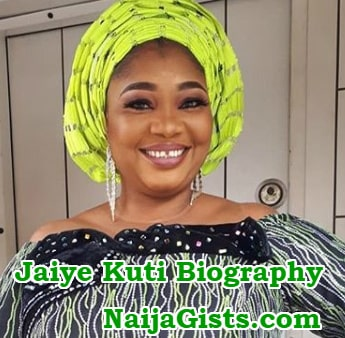 jaiye kuti biography net worth