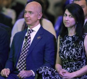 Amazon Founder Jeff Bezos & Wife Divorce After 25 Years Of Marriage Blessed With 4 Children