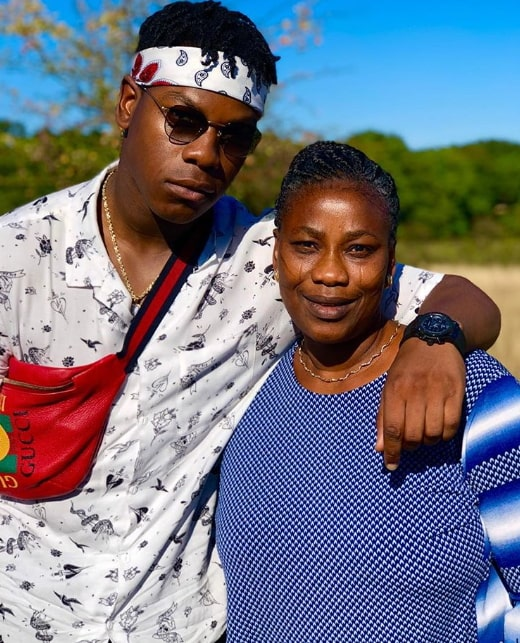 john boyega mother