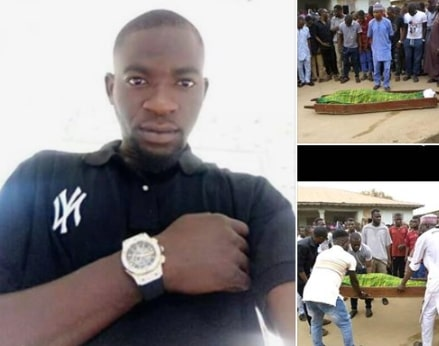 ksu final year student killed by cultists