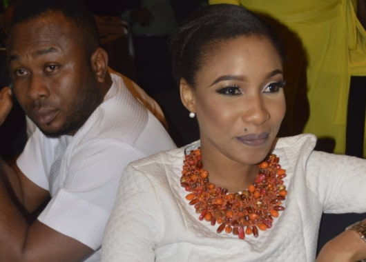 kunle church warns tonto dikeh