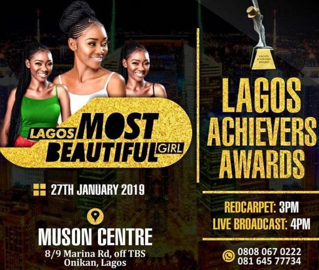 lagos achievers award 2019