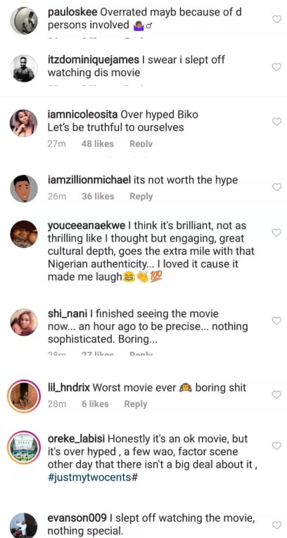 lion heart movie review