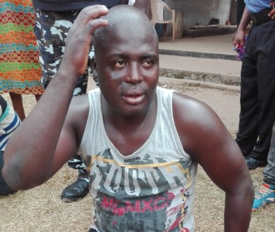 driver killed wife sons benin
