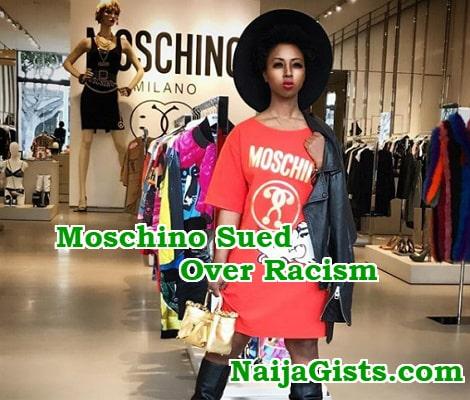 moschino secret code black people