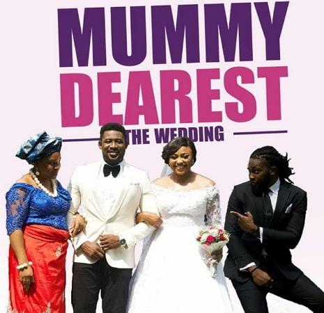 mummy dearest the wedding