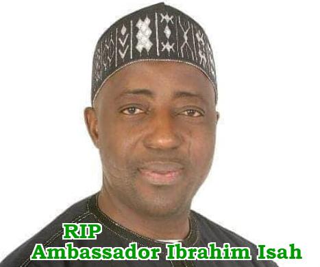 nigerian ambassador cote d ivoire dead