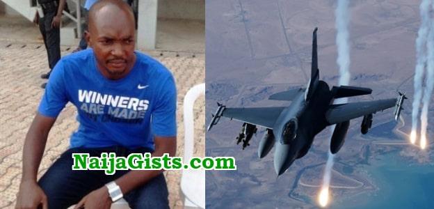 nigerian coach kidnapped katsina rescued naf raid zamfara