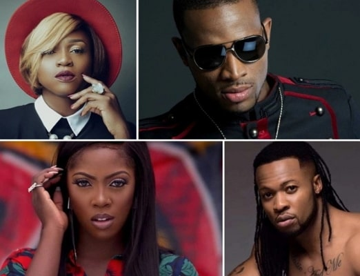nigerian entertainers promoting immorality