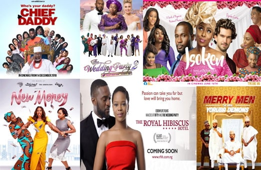 nigerian movies broke box office records 2019