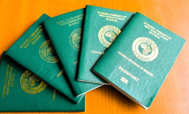 nigerian passport application guide