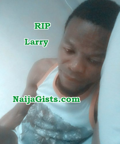 nollywood actor dies kidney disease
