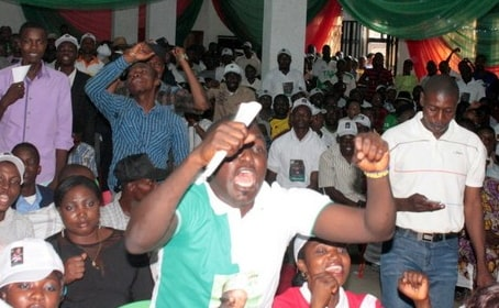 pdp youth support group dumps atiku
