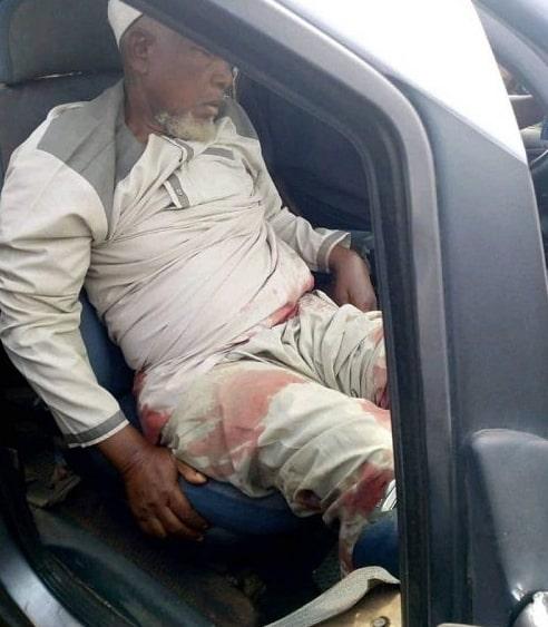 police shoots driver kogi bribe