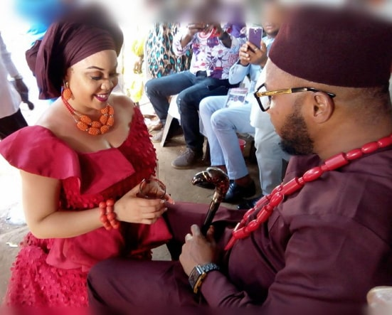 prince emmanuel kanu wedding photos