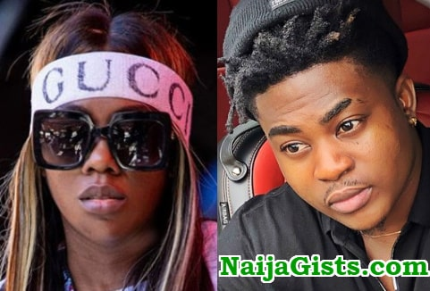 tiwa savage steals danny young song