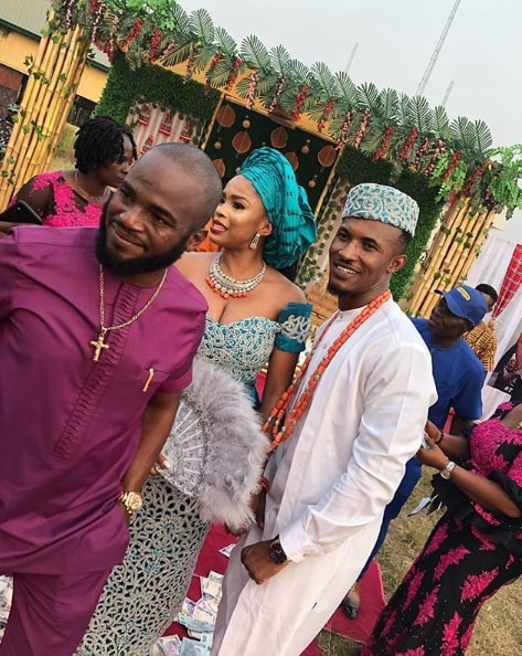 traditional igbo wedding decoration