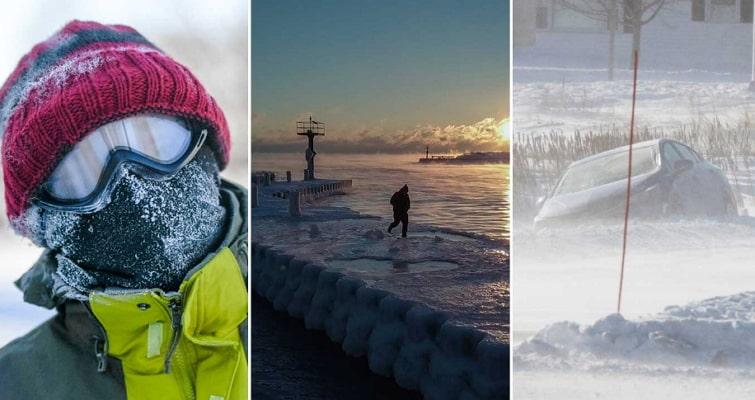 us temperatures colder Antarctica