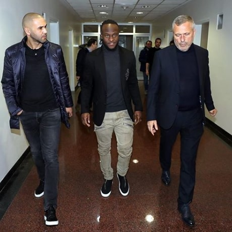 victor moses transfer Fenerbahce
