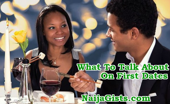 what to talk about on first dates