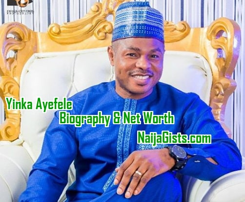 yinka ayefele biography net worth 2019