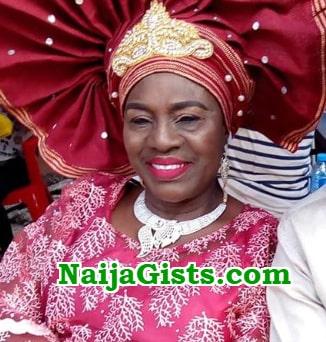yoruba actress iya rainbow crying