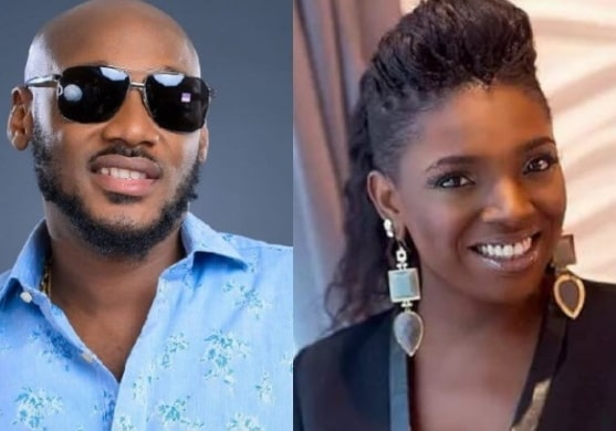 2face annie idibia marriage crashed